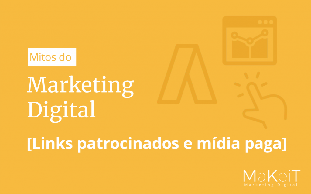 Links eBook Marketing Digital - Links patrocinados e mídia paga
