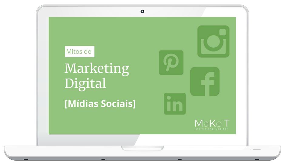 eBook Mitos do Marketing Digital - Mídias Sociais