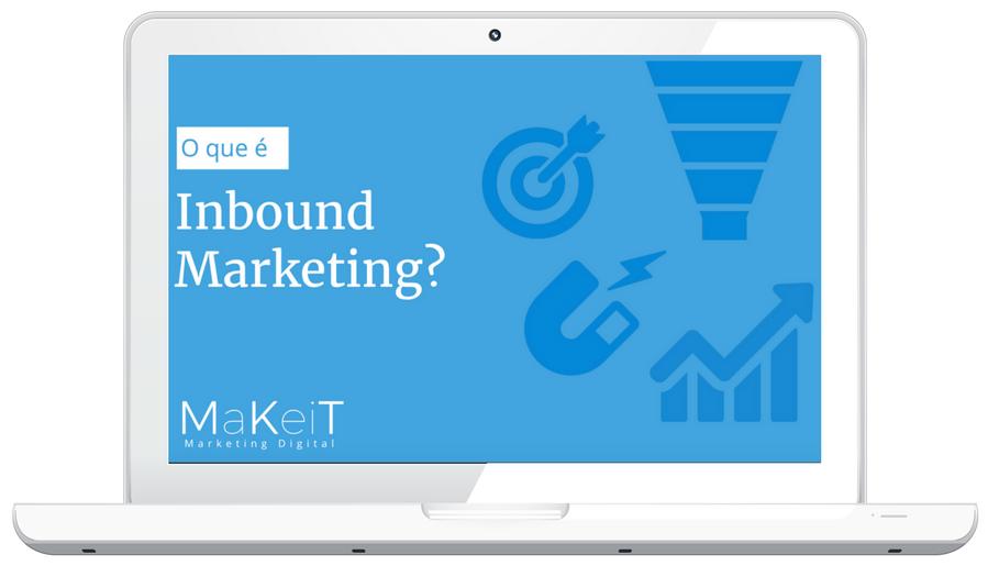 eBook O que é Inbound Marketing