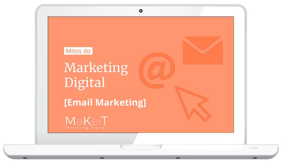 eBook Mitos do Marketing Digital - Email Marketing
