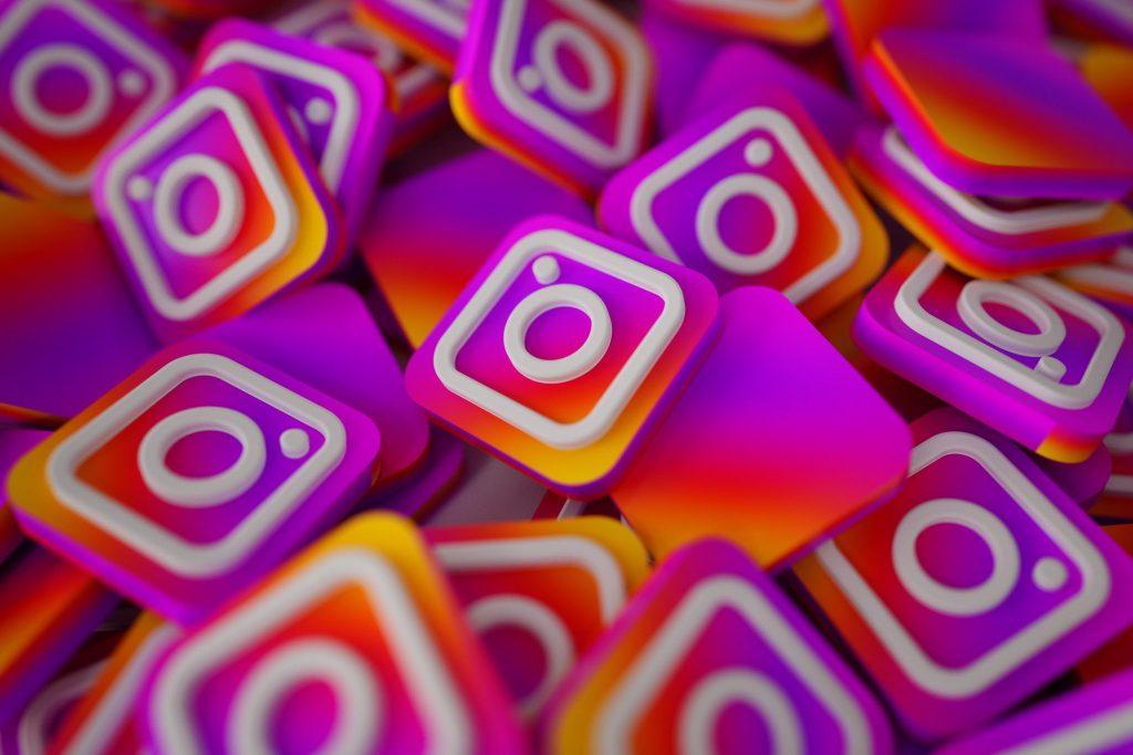 Ícones do Instagram