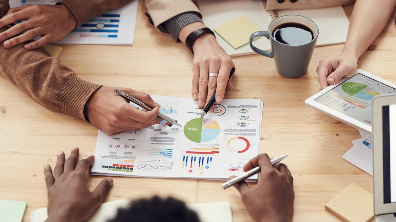 analise de dados de marketing
