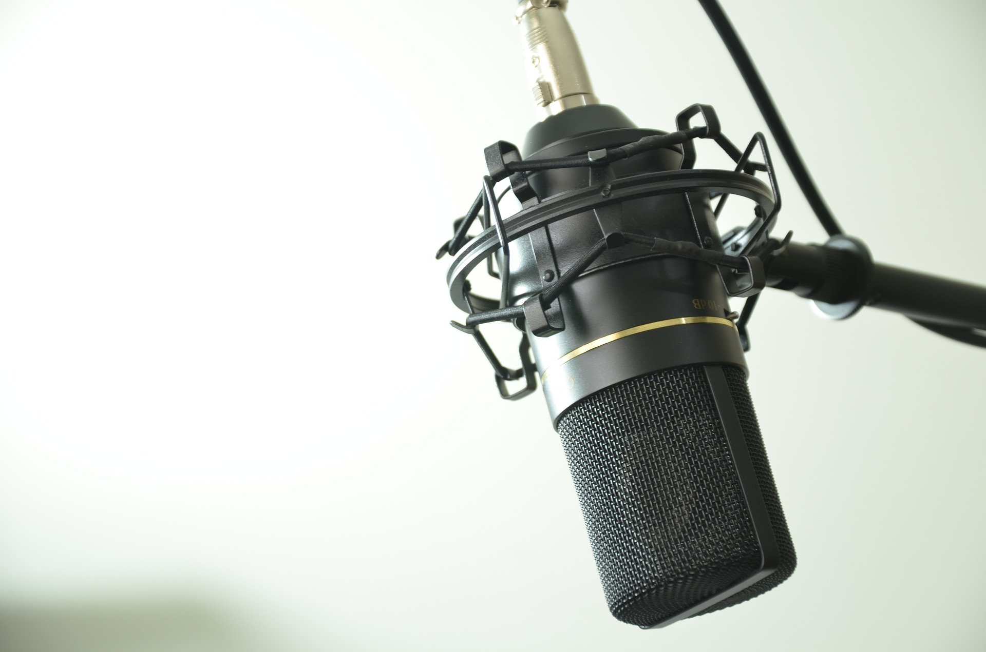 Invista na captação de áudio de suas produções