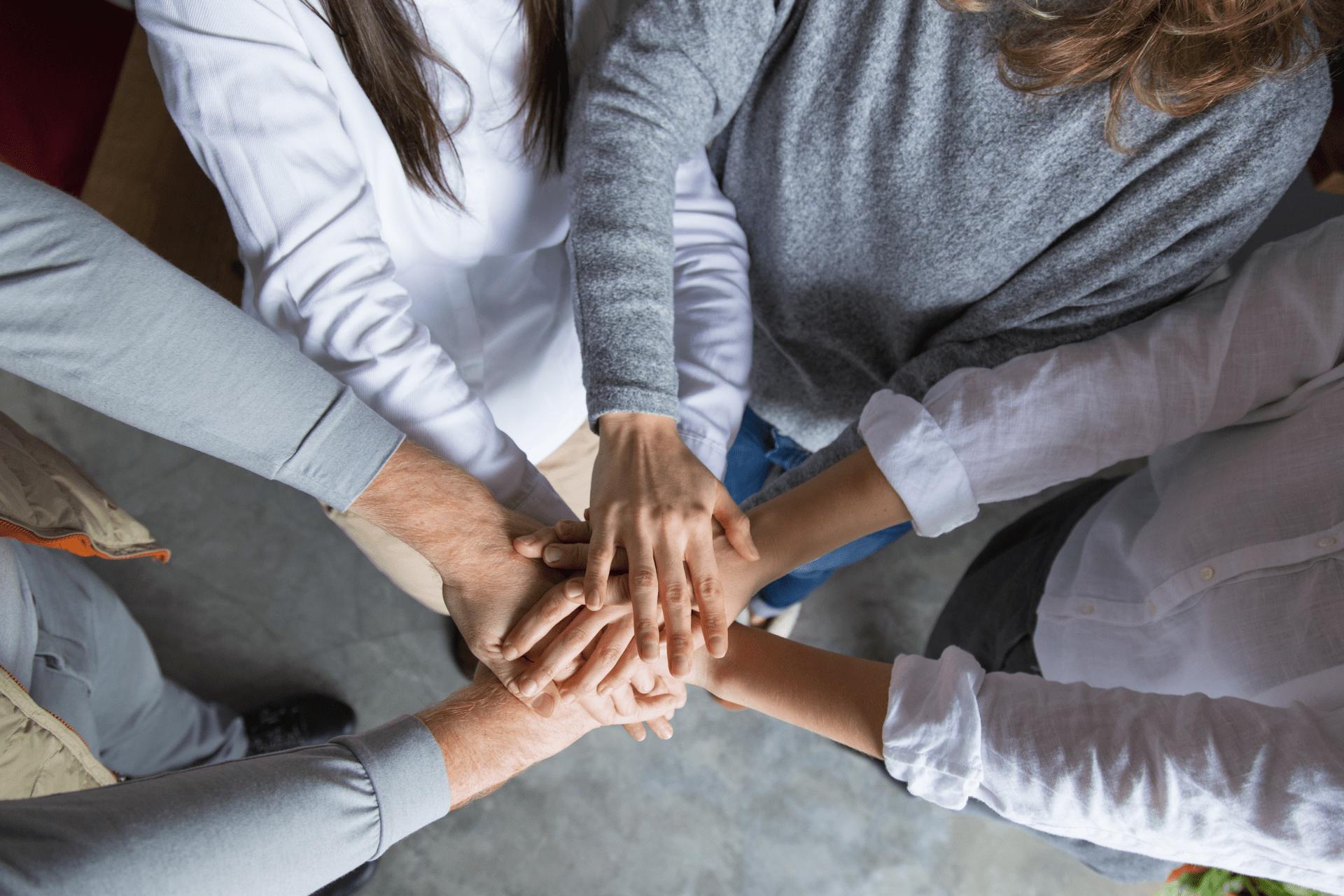 Aumento da satisfação de clientes e parceiros